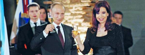 CFK y PUTIN 4