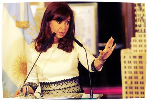 CFK 31 JULIO 2014