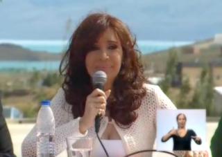 CFK 15 FEBRERO 2015