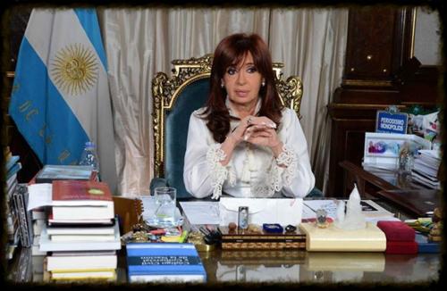 CFK FB 19 ENERO 2015
